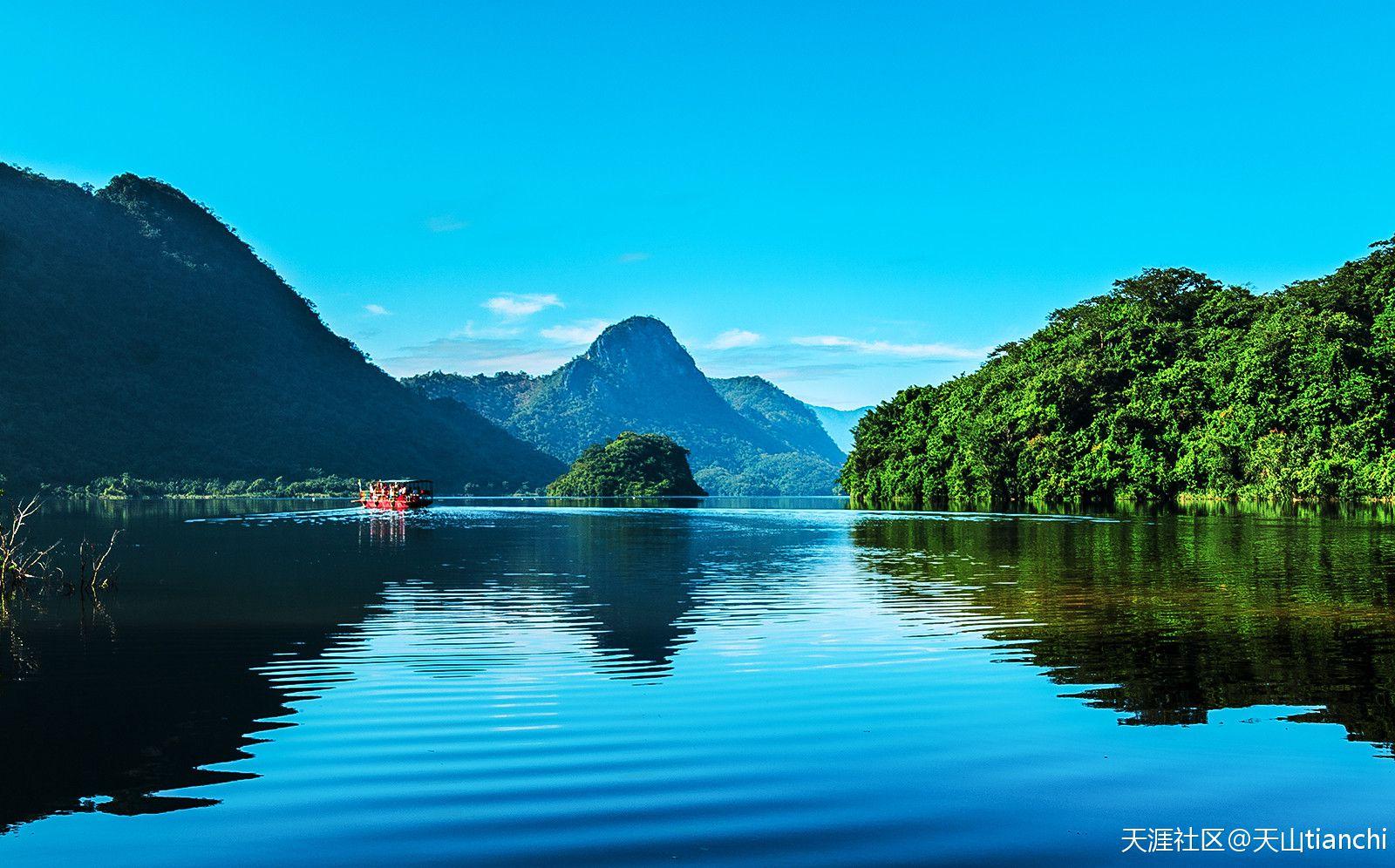 海南风光美丽如画